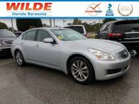Pre-Owned 2008 INFINITI G35 Base 4dr Car