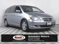 Pre-Owned 2006 Honda Odyssey EX 3.5L 5spd Auto Leather