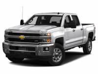 2016 Chevrolet Silverado 2500HD Work Truck Crew Cab Pickup 4WD