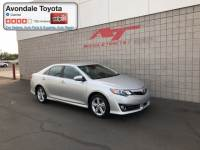 Pre-Owned 2013 Toyota Camry Sedan Front-wheel Drive in Avondale, AZ