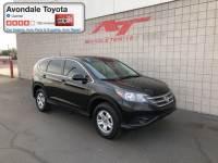Pre-Owned 2014 Honda CR-V LX FWD SUV Front-wheel Drive in Avondale, AZ