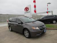 Used 2016 Honda Odyssey EX-L Minivan/Van FWD For Sale in Houston