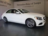Certified 2018 Mercedes-Benz C-Class C 300 Sedan in Jacksonville FL