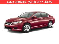 2015 Honda Accord Sedan LX 4dr Car