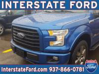 Used 2015 Ford F-150 XLT Truck EcoBoost V6 GTDi DOHC 24V Twin Turbocharged in Miamisburg, OH