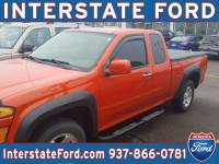 Used 2012 Chevrolet Colorado Work Truck Truck 4-Cylinder SFI DOHC in Miamisburg, OH