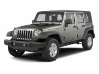 Pre-Owned 2013 Jeep Wrangler Unlimited 4WD 4dr Sport Four Wheel Drive SUV
