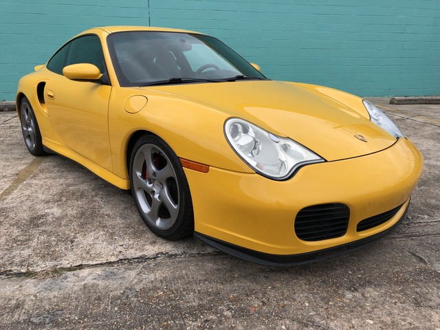 Photo 2003 Porsche 911 Carrera Twin Turbo 6 Speed Manual