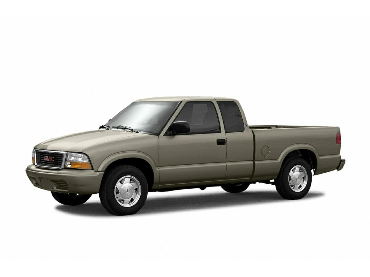 Photo Used 2003 GMC Sonoma SLS Truck For Sale Findlay, OH