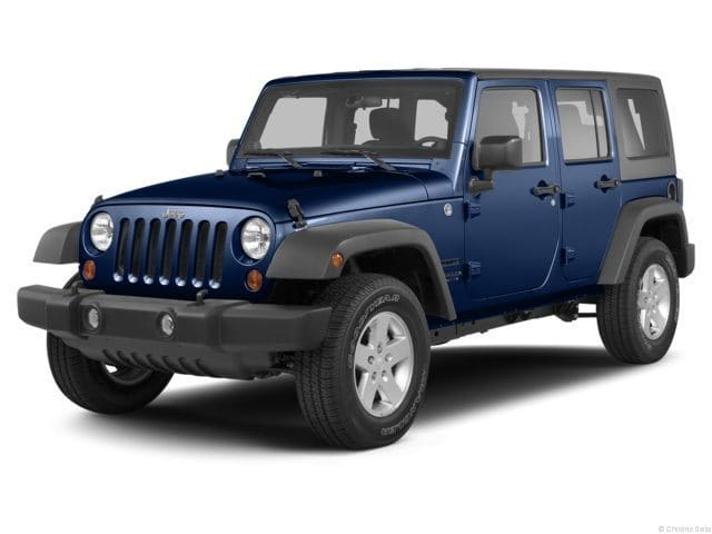 Photo Used 2013 Jeep Wrangler Unlimited Rubicon 4WD Rubicon For Sale in New London  Near Norwich, CT