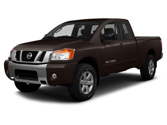 Photo Used 2014 Nissan Titan S Truck King Cab in Newport News, VA