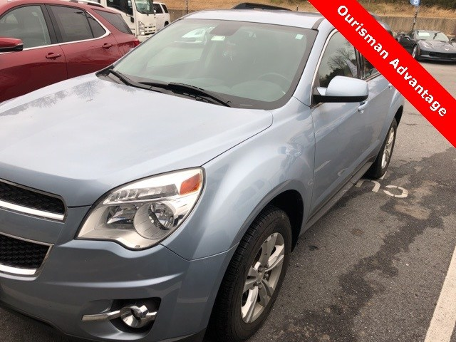 Photo Used 2014 Chevrolet Equinox LT w2LT SUV in Bowie, MD