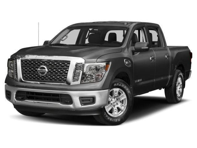 Photo Certified 2017 Nissan Titan PRO Truck Crew Cab For Sale in Frisco TX