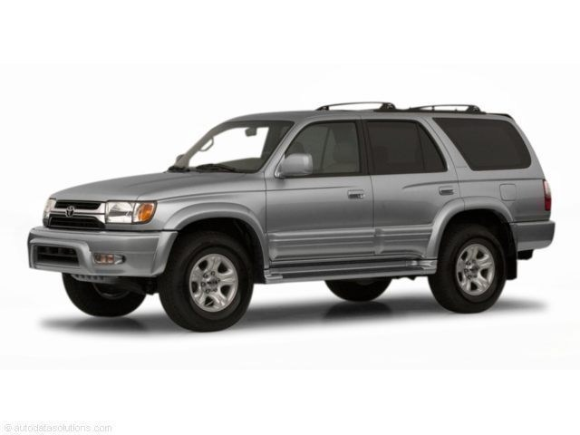 Photo Used 2001 Toyota 4Runner for Sale in Clearwater near Tampa, FL
