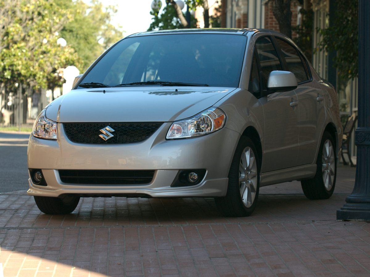 Photo 2008 Suzuki SX4 Sport