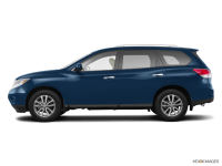 Used 2016 Nissan Pathfinder S SUV