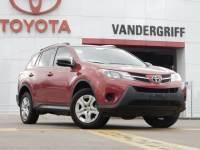 2015 Toyota RAV4 LE SUV Front-wheel Drive