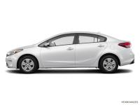 Used 2017 KIA Forte LX Auto Sedan