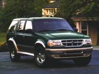 Pre-Owned 1996 Ford Explorer 4DR 112 WB XLT 4WD in Schaumburg, IL, Near Palatine