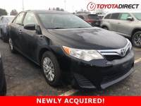 2013 Toyota Camry LE Sedan Front-wheel Drive