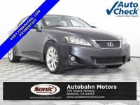 Pre-Owned 2011 Lexus IS 350 4dr Sdn AWD