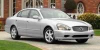 Pre-Owned 2004 INFINITI Q45 Luxury
