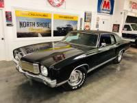 1970 Chevrolet Monte Carlo -FACTORY CODE 19-BLACK-PS PB AC-PROTECTOPLATE-FLORIDA-VIDEO