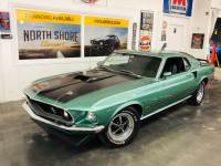 1969 Ford Mustang -MACH 1-MARTI REPORT- NUMBERS MATCHING 351 WINDSOR 290 HP- 2OWNER-VIDEO