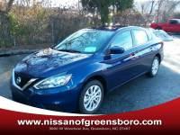 Pre-Owned 2019 Nissan Sentra SV Sedan in Greensboro NC