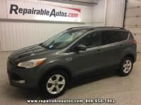 2014 Ford Escape SE AWD Repairable Mechanics Special