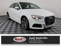 Certified Used 2018 Audi A3 Sedan 2.0T Premium Plus Sedan FWD near Nashville, TN