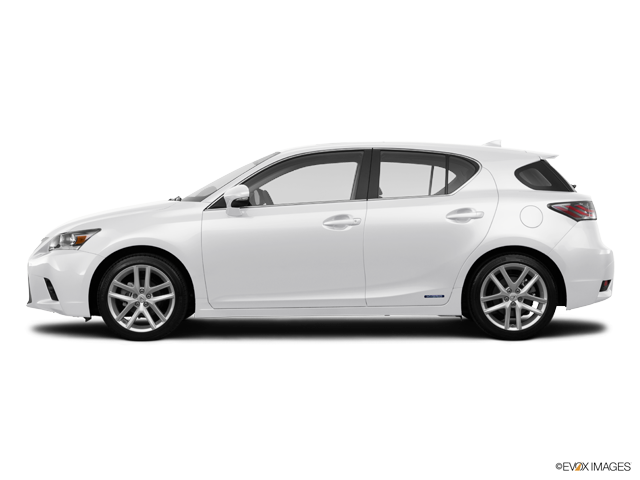 Photo Used 2015 Lexus CT 200h Hybrid Hatchback