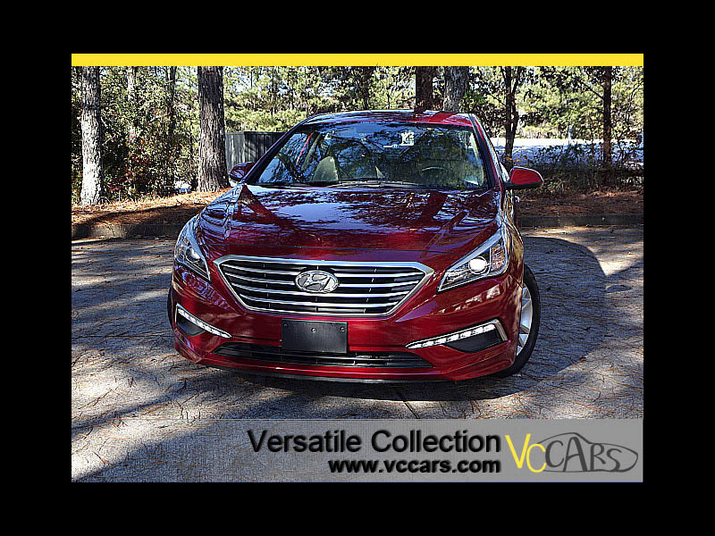 Photo 2015 Hyundai Sonata SE PZEV Auto Popular Equipment Camera Power Seat X