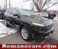 2016 Jeep Cherokee Limited SUV for sale near Syracuse, NY