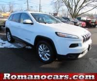 2014 Jeep Cherokee Limited 4x4 SUV for sale near Syracuse, NY