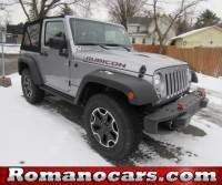 2017 Jeep Wrangler JK Rubicon 4x4 SUV for sale near Syracuse, NY