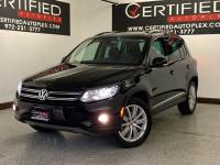 2016 Volkswagen Tiguan SE NAVIGATION PANORAMIC ROOF REAR CAMERA LEATHER HEATED SEATS SM