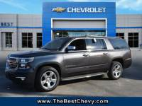 Certified Pre-Owned 2016 Chevrolet Suburban LTZ 4WD