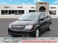 Certified Used 2015 Chrysler Town & Country Touring Wagon For Sale | Hempstead, Long Island, NY