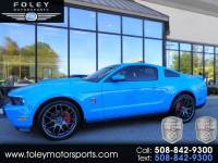 2010 Ford Mustang 2dr Cpe GT Premium
