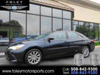 2016 Toyota Camry XLE V6 6-Spd AT