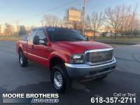 2002 Ford Super Duty F-250 XLT Supercab 4WD