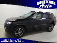 2017 Jeep Grand Cherokee Limited 4x4 SUV in Duncansville | Serving Altoona, Ebensburg, Huntingdon, and Hollidaysburg PA