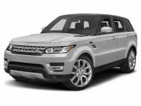 2017 Land Rover Range Rover Sport 5.0L V8 Supercharged