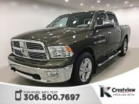 Pre-Owned 2012 Ram 1500 SLT Crew Cab | RamBox | Remote Start 4WD Crew Cab Pickup