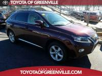 Pre-Owned 2013 LEXUS RX 350 SUV in Greenville SC