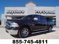 2018 Ram 1500 4WD LIMITED CREW CAB 4X4 Truck Crew Cab in Baytown, TX Please call 832-262-9925 for more information.