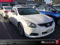 Used 2013 Nissan Altima 2.5 S Coupe for sale in Concord CA
