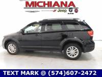 Certified Used 2016 Dodge Journey SXT SUV near South Bend & Elkhart