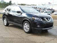 Certified 2016 Nissan Rogue SV SUV in Jackson MS